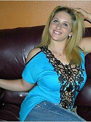 Rainia Busty Blonde True Amateur Models