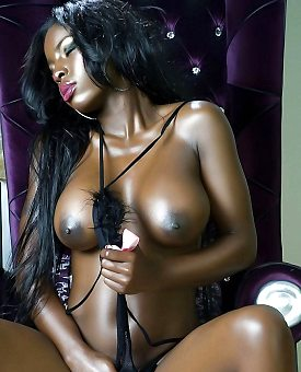 ebony,stockings,huge