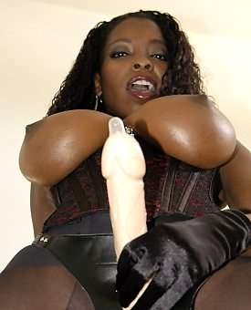 ebony,stockings