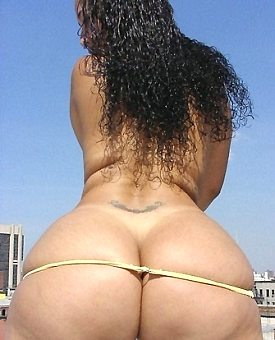 ass,ebony