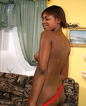 ebony,hairy