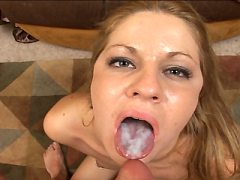 Amateur Cum Swallowing Sluts In Action With Load My Mouth Series