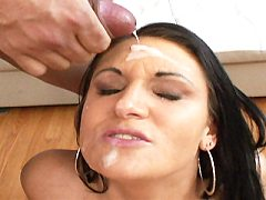 Awesome Bitch Sucks Loads Hard Cock Riding And Swallows Lots Of Cum