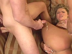Bisexual Cum Action With MILF In These Hot Vids