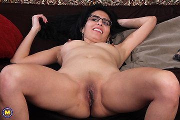 Juicy Old Unshaven Pussy