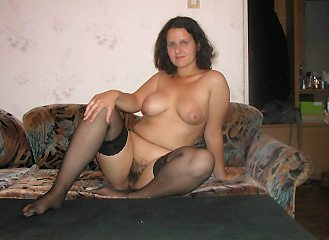 Amateur Hairy Wife