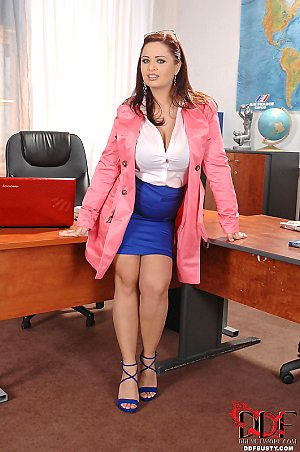 office,secretary,busty