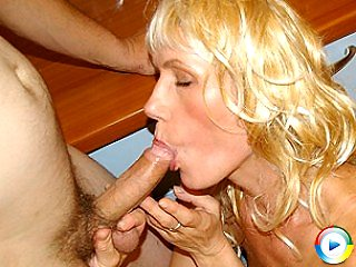 This hot bodied mature amateur tramp angel bailey honey takes it brown s