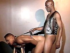 Interracial lovers sucking dicks in a glory hole plugged and edna get be