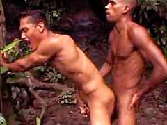 Naughty gays Kenneth and Alex go for wild ass hot fucking finale after s