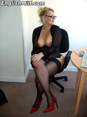 stockings,english,milf