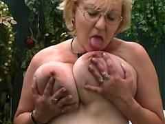 Mature redhead porn model petra stripping shemale at hometake the pleasu