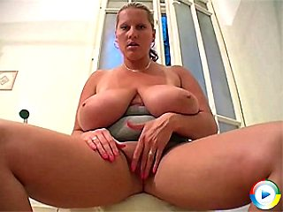 Huge juggs Laura Orsolya orsolya with fucking her bazookas and pussy