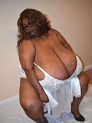 Big black beautiful women