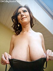 Cherry Pinches Her Nipples