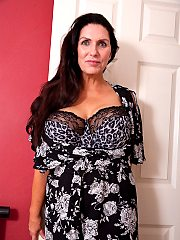 Hot big breasted josephine is home alone and naughty as hell