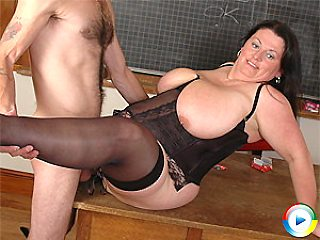 Big tits Angel anya gets her cunt licked and slammed full of cock