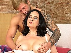 Big breasted chubby avatar whore fucking the other guy next door