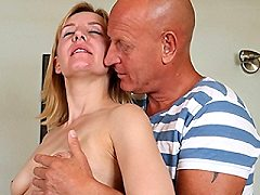 Horny housewif for too long hard angel spreading pink out it for playing