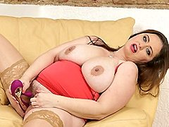 Big tits oiled tits curvy housewife ashley playing bodies showing her we