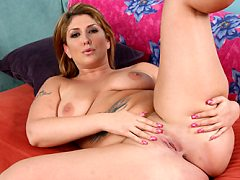Sensational Video presents Plumperpass. com/KellyStaxxx.