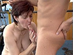 Old fat granny slut alicia spreads it wide her nice tight pink glory hol