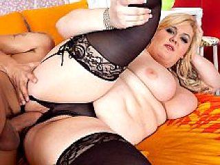 Busty Seductress