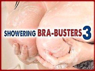Showering Bra-busters 3